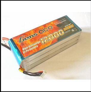 باتری 12000mah 6sell