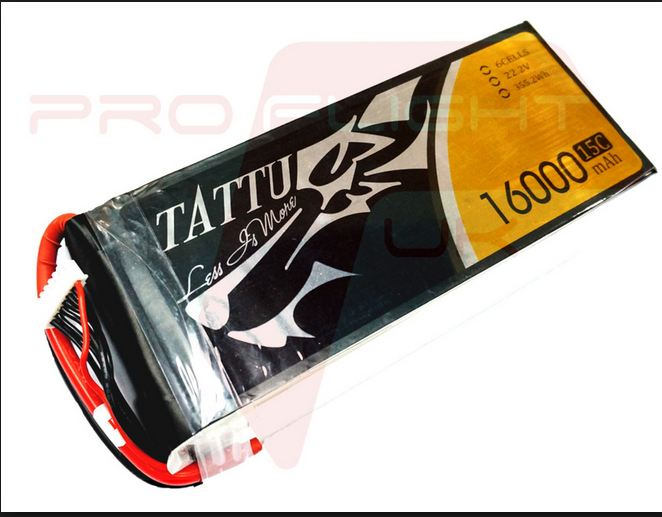 gens ace tattu 16000- 22.2 -15c