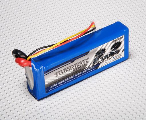 باتري Turnigy 7.4-2200-25c