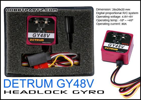 جايرو DETRUM GY48V
