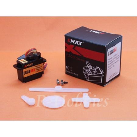 Emax micro metal ES08MA