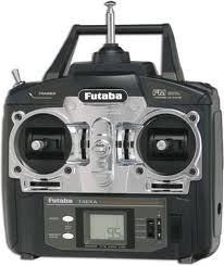 راديو Futaba FM 4EX 4-Channel