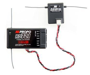 jr 721 receiver
