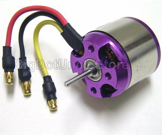 موتور Outrunner Brushless Motor 2215H