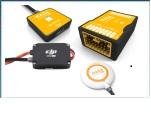 dji naza-mv2 multi-rotor stabilization controller w/gps