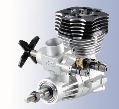 موتور os max 55 HZ