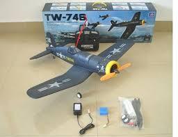 RTF هواپيماي كامل آماده پرواز   tw-748