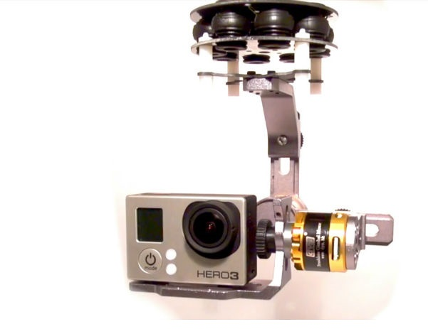 rc timer 2axis camera brashless gimbal BLG2A