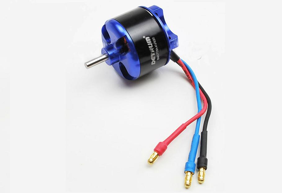 brushless motor detrum bm3715a-kv900
