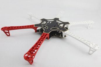 بدنه ي هگزاكوپتر550/ F550 Hexacopter Air frame