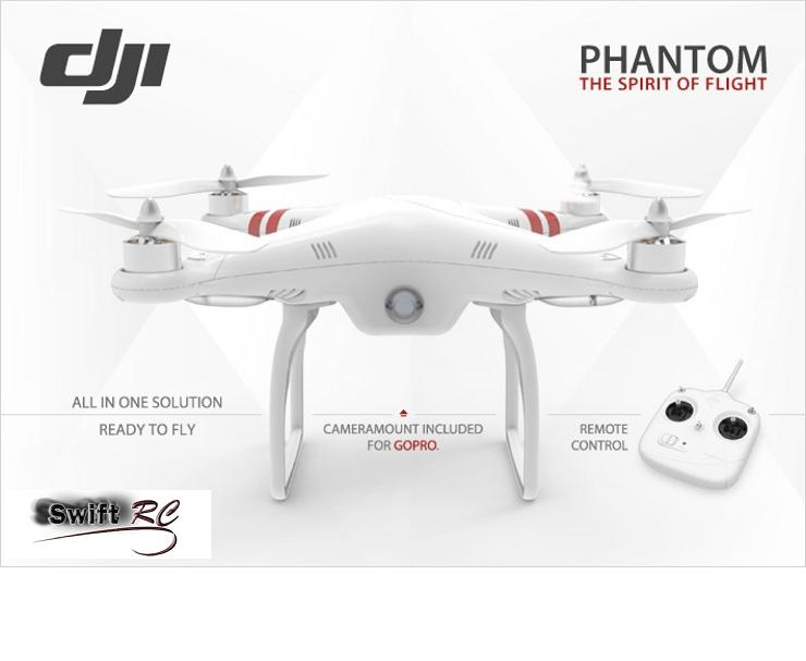DJI Phantom2 Ready to Fly Quadcopter