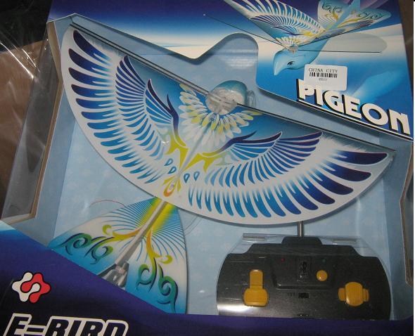 E-Birdd pigeon