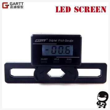 Gartt digital pitch gauge