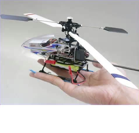 هليكوپتر 6 كانالRTF (واكرا Walkera 52)با رادیو PCM