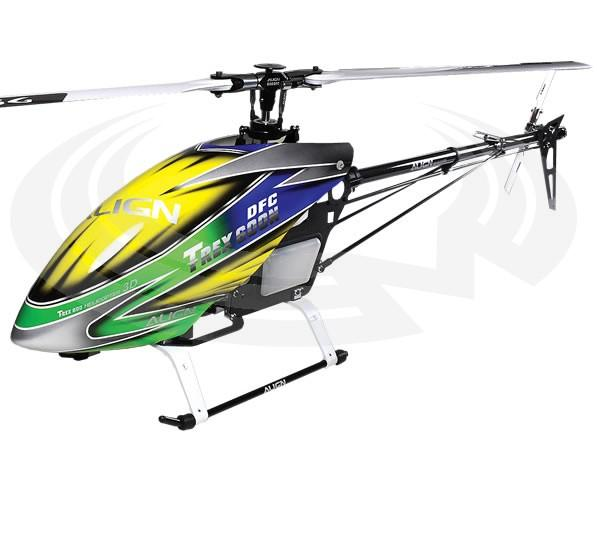 هليكوپتر Trex 600 NDFC super combo 3GX