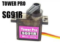 servo tower pro SG91