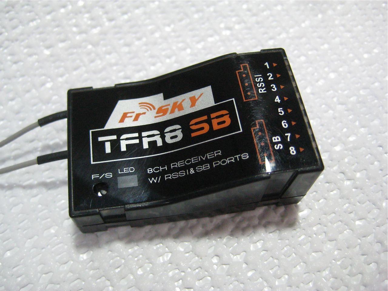 گیرنده رادیو فوتوبا TFR 8 SB -fr sky
