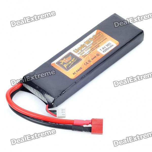 zdp power 7.4v 4200 30c